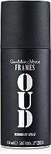 Духи, Парфюмерия, косметика Gian Marco Venturi Frames Oud - Дезодорант-спрей