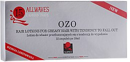 Духи, Парфюмерия, косметика Лосьон для жирных волос, склонных к выпадению - Allwaves Ozo Hair Lotions