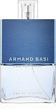 Парфумерія, косметика Armand Basi L'eau Pour Homme - Туалетна вода (тестер з кришечкою)