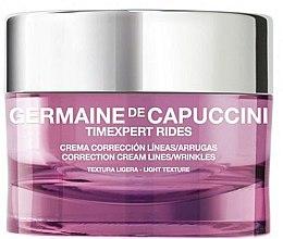 Духи, Парфюмерия, косметика Крем корректирующий легкий для нормальной кожи - Germaine de Capuccini Correction Cream
