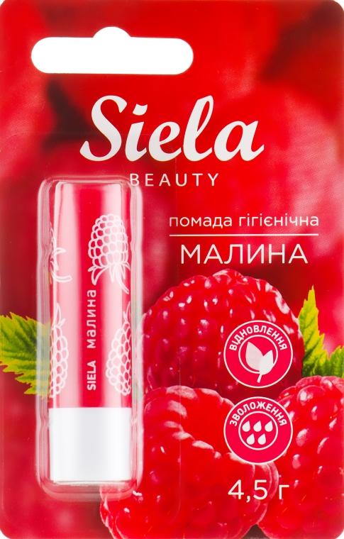 """Помада гигиеническая """"Малина"""" - Siela Cosmetic"""