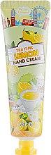 Духи, Парфюмерия, косметика Крем для рук чай с лимоном - Esfolio Tea Time Lemon Hand Cream