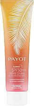 Духи, Парфюмерия, косметика Солнцезащитный крем для лица и тела - Payot Sunny Divine SPF 50