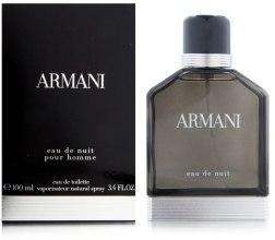 Духи, Парфюмерия, косметика Giorgio Armani Eau de Nuit - Туалетная вода