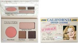 Духи, Парфюмерия, косметика Палетка для макияжа - theBalm Mini Palettes AutoBalm