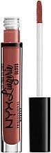 Духи, Парфюмерия, косметика Блеск для губ - NYX Professional Makeup Lip Lingerie Lip Gloss