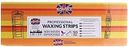 Парфумерія, косметика Воскові смужки 7х20 см - Ronney Waxing Strips