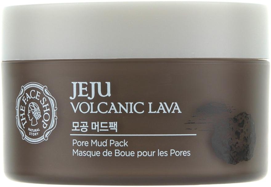 Маска для лица - The Face Shop Jeju Volcanic Lava Pore Mud Pack