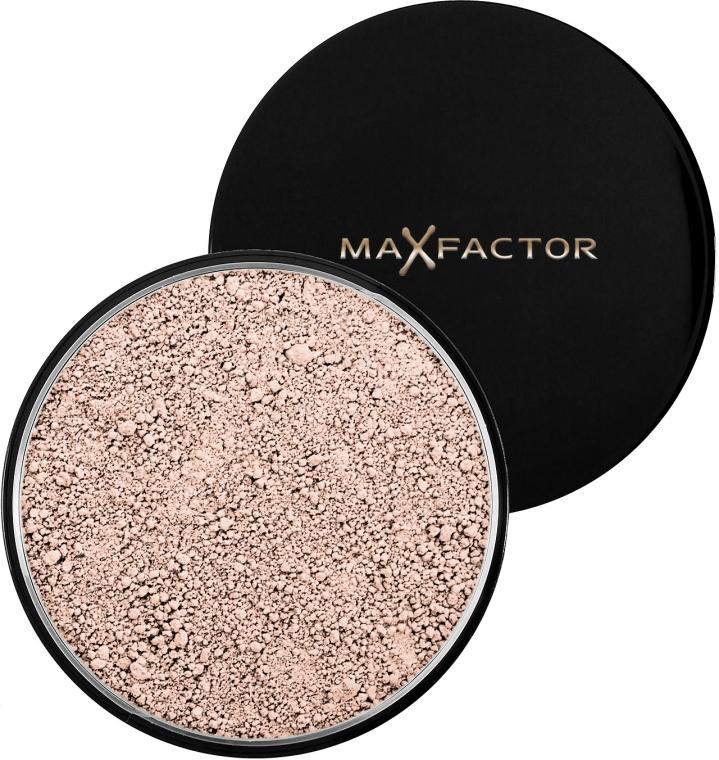 Рассыпчатая пудра - Max Factor Loose Powder