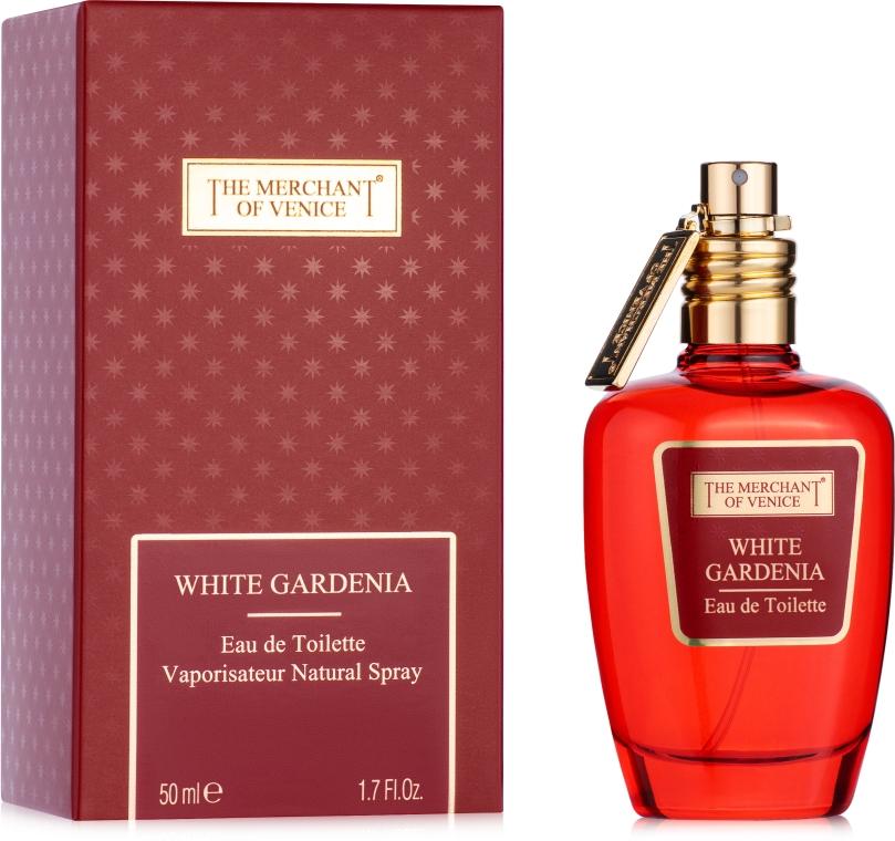 The Merchant Of Venice White Gardenia - Туалетная вода — фото N1