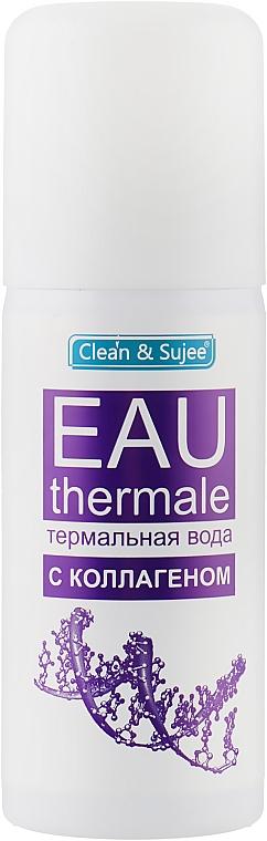 Термальная вода с коллагеном - Красота и здоровье Clean & Sujee