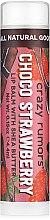 Духи, Парфюмерия, косметика Бальзам для губ - Crazy Rumors Chocolate Strawberry Lip Balm