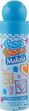 Духи, Парфюмерия, косметика Дезодорант Tropical Berry - Malizia Bon Bons