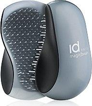 Духи, Парфюмерия, косметика Мягкая щетка для волос, серебристая - IdHair Magic Brush Silver