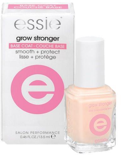 Укрепляющая основа под лак - Essie Grow Stronger Base Coat