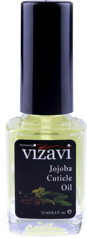 "Масло для кутикулы ""Жожоба"" - Vizavi Professional Jojoba Cuticle Oil"