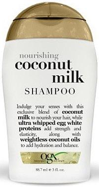 Шампунь для волос - OGX Coconut Milk Shampoo — фото N2