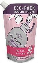 """Духи, Парфюмерия, косметика Гель для душа в экономичной упаковке """"Майская роза"""" - Ma Provence Shower Gel Rose Of May"""