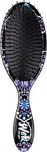 Духи, Парфюмерия, косметика Расческа для волос - Wet Brush Night Floral Purple