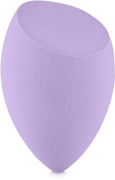 Спонж для макияжа с плоским срезом, HB-206, сиреневый - Ruby Rose