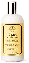 Духи, Парфюмерия, косметика Taylor of Old Bond Street Sandalwood Luxury Hair Conditioner - Кондиционер для волос