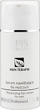 Парфумерія, косметика Зволожувальна сироватка для чоловіків - Apis Professional Men Terapis Moisturizing Face Serum For Men