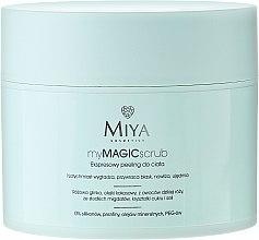 Духи, Парфюмерия, косметика Экспресс-скраб для тела - Miya Cosmetics My Magic Scrub