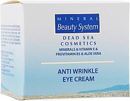 Крем от морщин для кожи вокруг глаз - Mineral Beauty System Anti Wrinkle Eye Cream — фото N1