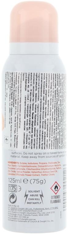 Дезодорант-спрей для інтимної гігієни - Femfresh Intimate Hygiene Femine Freshness Deodorant — фото N2