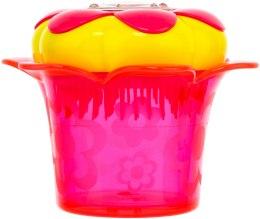 Расческа для волос - Tangle Teezer Magic Flowerpot Princess Pink  — фото N2