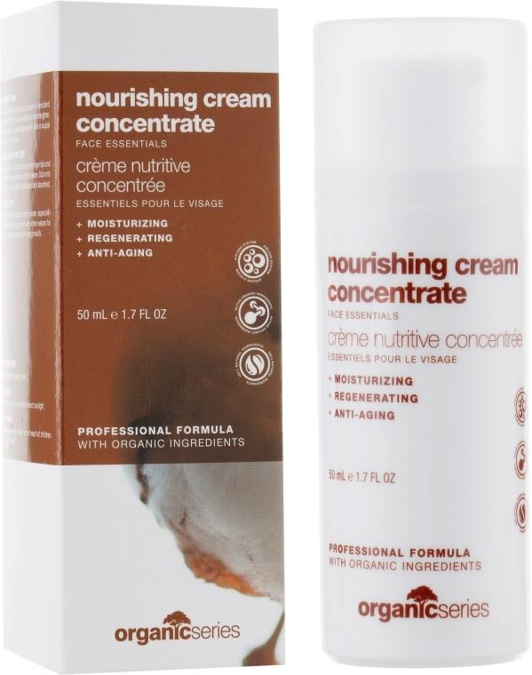 Питательный крем-концентрат - Organic Series Nourishing Cream Concentrate