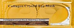 Духи, Парфюмерия, косметика Маска для кожи вокруг глаз - Beauty Line Collagen Crystal Eye Mask