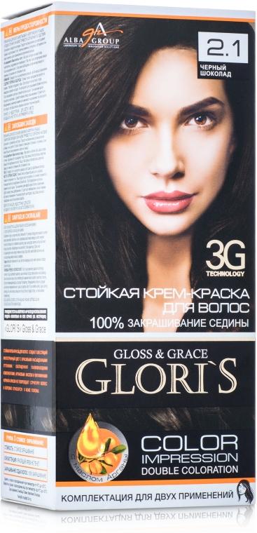 Крем-краска для волос - Glori's Gloss&Grace