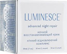 Духи, Парфюмерия, косметика Ночной восстанавливающий крем - Jeunesse Luminesce Advanced Night Repair