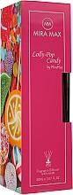 Духи, Парфюмерия, косметика Аромадиффузор + тестер - Mira Max Lolly-Pop Candy Fragrance Diffuser With Reeds