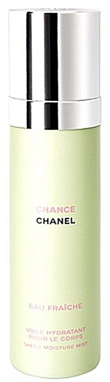 Chanel Chance Eau Fraiche - Увлажняющая вуаль для тела