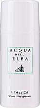 Парфумерія, косметика Acqua dell Elba Classica Men - Крем після гоління