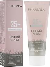 Духи, Парфюмерия, косметика Крем для лица ночной - Pharmea Anti Age 35+