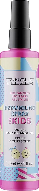 Детский спрей для распутывания волос - Tangle Teezer Detangling Spray Kids