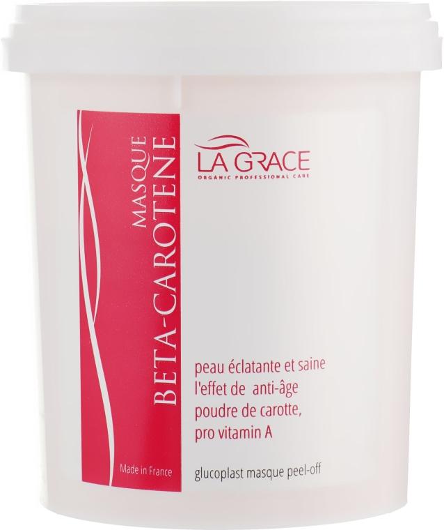 "Альгинатная маска ""Бета-каротин "" - La Grace Masque Beta-Carotene"