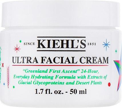 Увлажняющий крем для лица - Kiehl`s Ultra Facial Cream New Year Edition