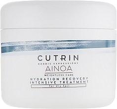 Духи, Парфюмерия, косметика Маска для увлажнения волос - Cutrin Ainoa Hydration Recovery Intensive Treatment