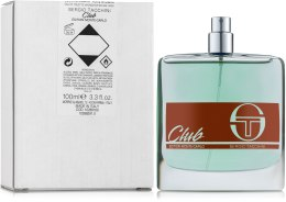 Духи, Парфюмерия, косметика Sergio Tacchini Club Edition Monte-Carlo - Туалетная вода (тестер без крышечки)