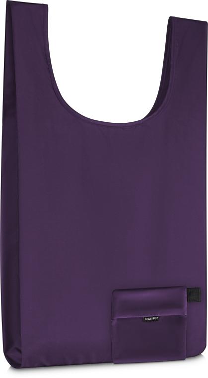 """Сумка-трансформер, фиолетовая """"Smart Bag"""", в чехле - Makeup"""