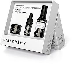 Духи, Парфюмерия, косметика Набор - D'Alchemy Travel Pack (f/cr/15ml + f/oil/5ml + mic/water/30ml)