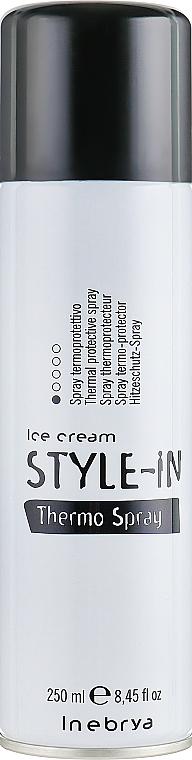 Термозащитный спрей для волос в подарок, при покупке акционной продукции Inebrya на сумму от 700 грн