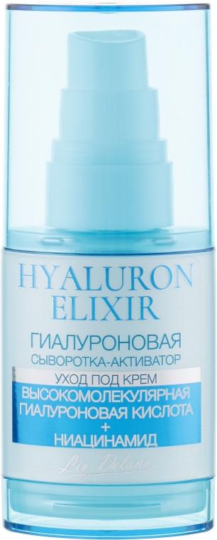 Гиалуроновая сыворотка-активатор - Liv Delano Hyaluron Elixir Serum