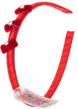 Духи, Парфюмерия, косметика Обруч для волос, 500145, красный - Pretty Woman