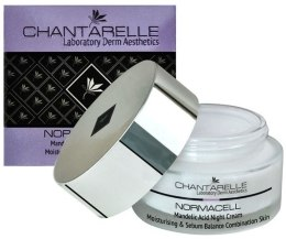 Духи, Парфюмерия, косметика Ночной крем с миндальной кислотой - Chantarelle Mandelic Acid Night Cream