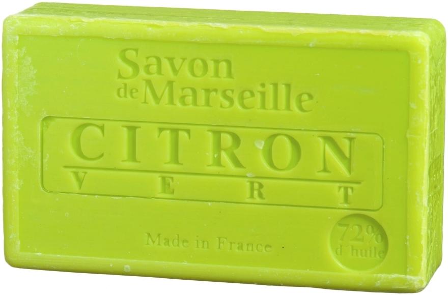 "Мыло натуральное ""Лимон и лайм"" - Le Chatelard 1802 Soap Lemon & Lime"